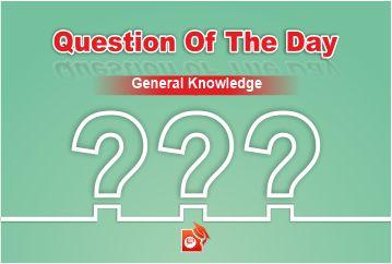 qotd general knowledge