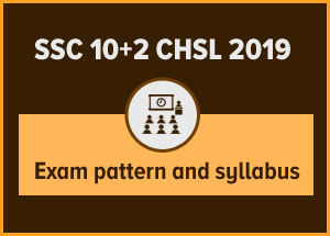 ssc 10+2 exam pattern