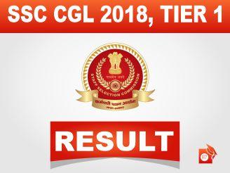 ssc cgl 2018 tier 1 result pendulumedu