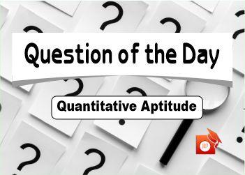 qotd qunatiative aptitude algebra pendulumedu