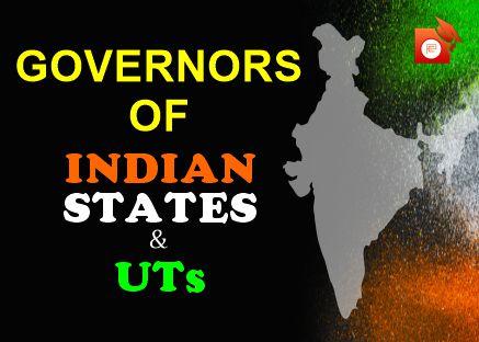 governer india states ut pendulumedu