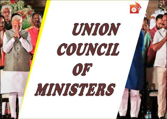 union council of ministers pendulumedu