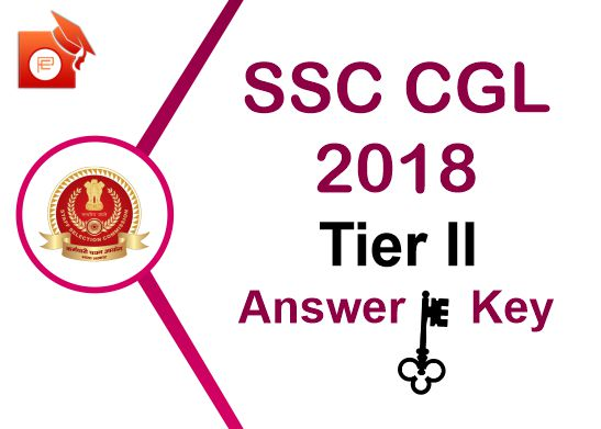ssc cgl 2018 tier 2 answer key pendulumedu