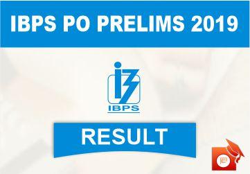 IBPS PO Prelims Result