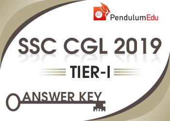 CGL Tier 1 Answer Key 2020