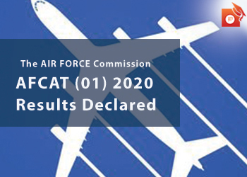 AFCAT 2020 Result Declared