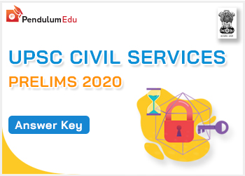 UPSC Prelims Answer Key 2020