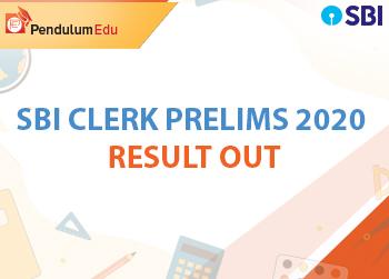 SBI CLERK Prelims 2020 Result
