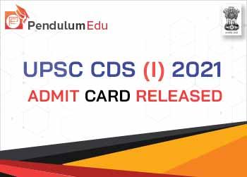 cds 2021 admit card