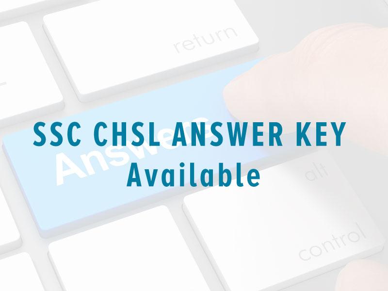 ssc chsl answer key pendulumedu