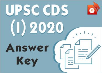 upsc cds 2020 answer key