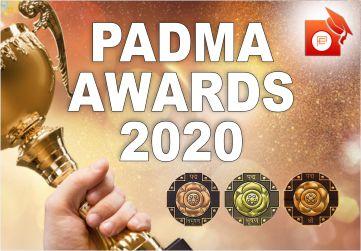 Padma Awards Winners 2020