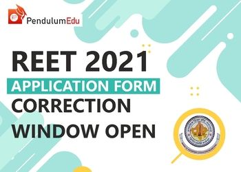 REET 2021 Application Form Edit