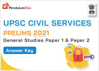 UPSC Prelims 2021 Answer Key