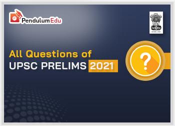 UPSC Prelims Question Paper