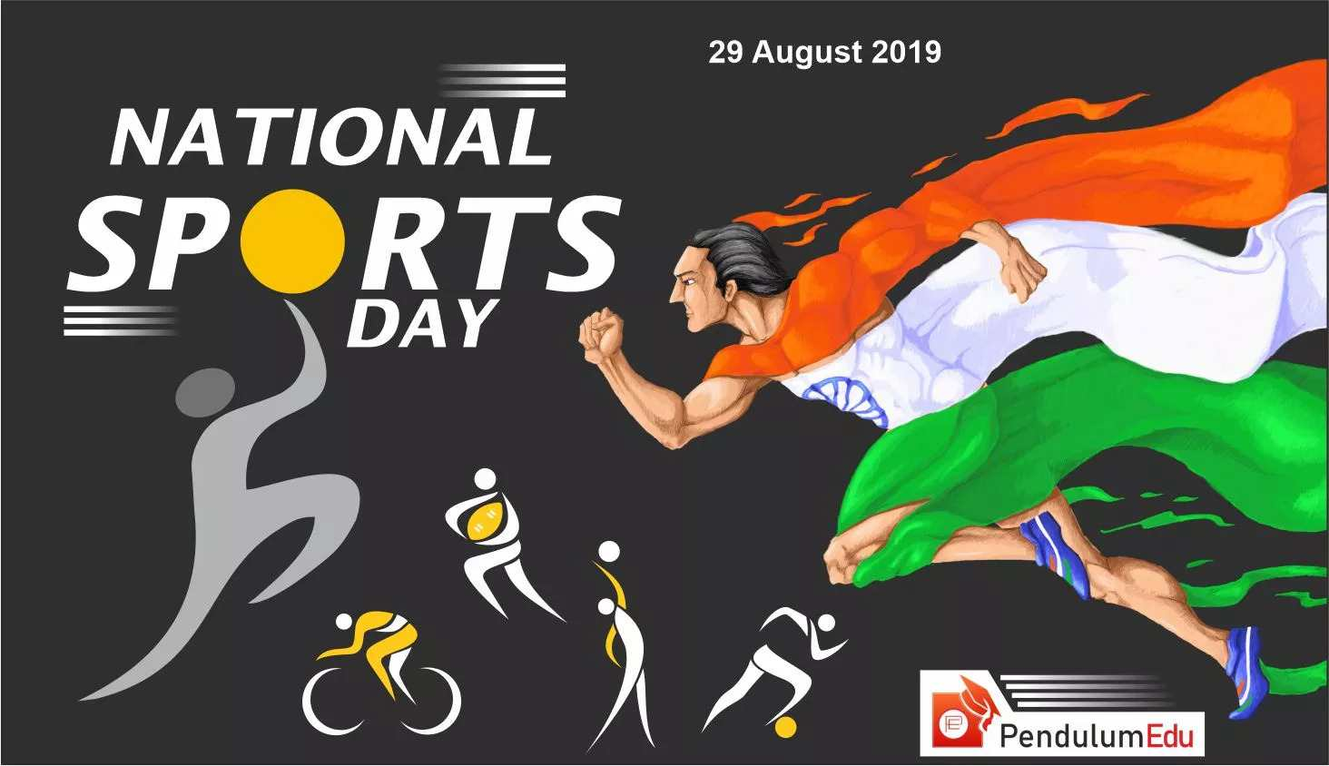 National Sports Day 29 August 2019