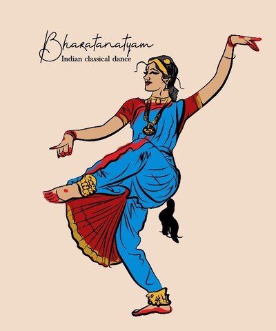 Bharatanatyam Dance Form - Indian Classical Dance Forms