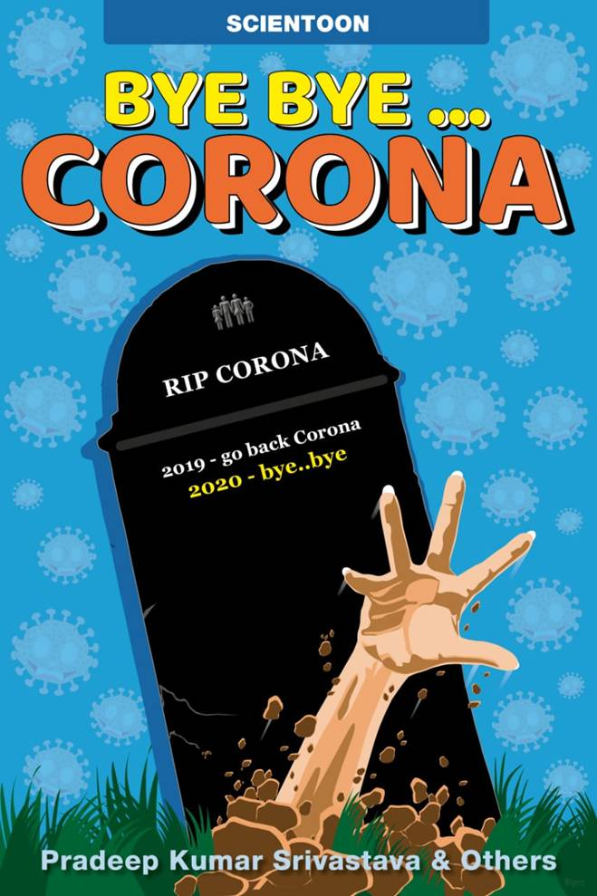 bye bye corona book launch