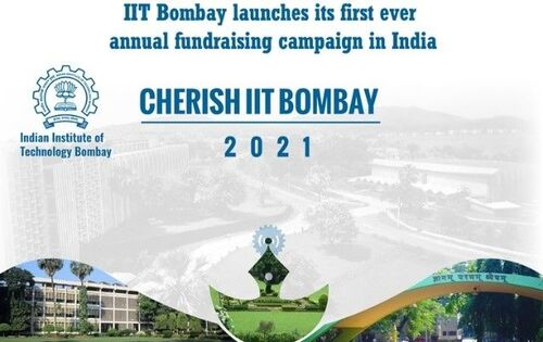 IIT Bombay annual fundraising campaign
