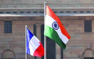 India and France strategic partners