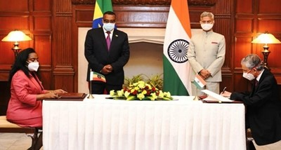agreements signed between India and Ethiopia