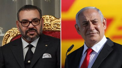 israel and morocco