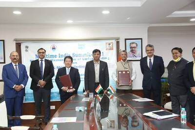 IWAI and MOL sign MoU for transportation of LPG