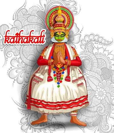 Kathakali - Indian Classical Dance