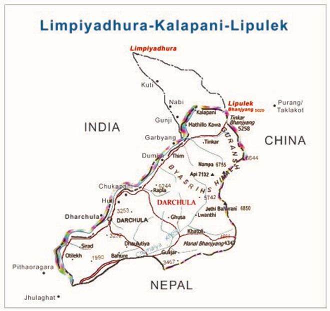 India Nepal Border Issue