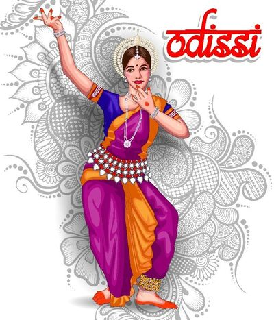 Odissi - Indian Classical dance form
