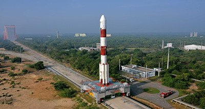 ISRO communication satellite CMS-01
