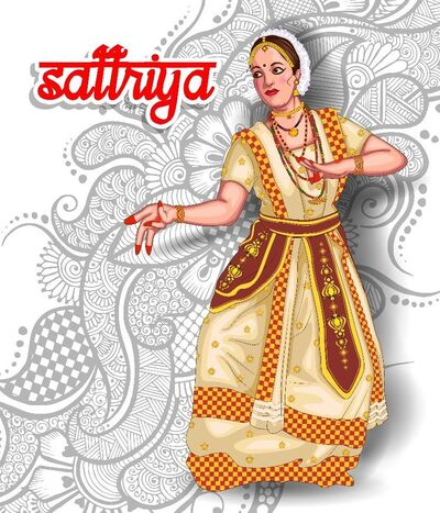 Sattriya - Dance style of India