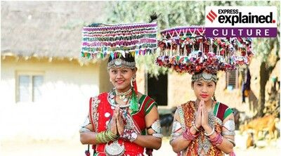tharu tribals UP tourism
